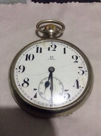 Rare antique OMEGA pocket watch . Works perfectly. Super accurate Toronto, M1V 2J5
