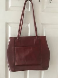 Wine prada shoulder leather Silver Spring, 20906