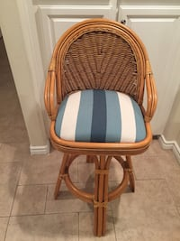Rattan Chair - Set of 2 for $250 Newport Beach, 92663