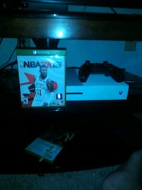 Xbox One S with NBA 2K 18 with a controller Montgomery Village, 20879