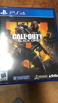 Call of duty black ops 4 Laval, H7W 4W1
