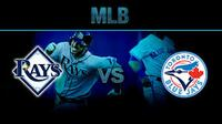 Blue Jays vs. Rays – Sept 5….Row 1, Aisle Toronto