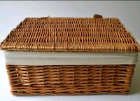 Woven Basket with liner Newport News, 23602