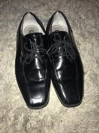 Men pair of black dress shoes Oxon Hill, 20745