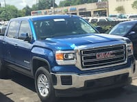 2015 gmc sierra  100 drive out Houston, 77076