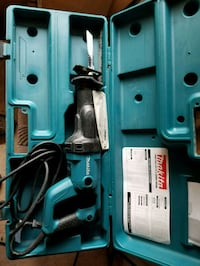 blue and black Makita corded power tool Galena Park, 77547