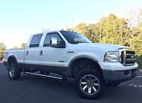 '06 Ford F-250 Turbo Diesel FX4 LARIAT Crew Cab Sterling