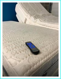 Twelve Compatible Twin XL Mattresses & Split King Adjustable Bases Manassas