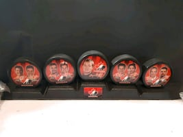 McDonald's nhl puck set$30