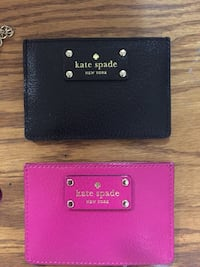 **HOT DEAL 2/35$!!** BRAND NEW KATE SPADE WALLETS Brampton, L6V 1J5