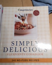 Weight Watchers Cook Booke
