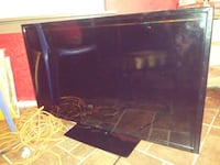 black Samsung flat screen TV San Antonio, 78211