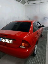 2001 Ford Focus Istanbul