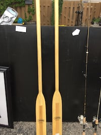 two black-and-brown wooden boards Welland, L3C 6G9