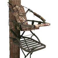 Portable Climbing Tree Stand.