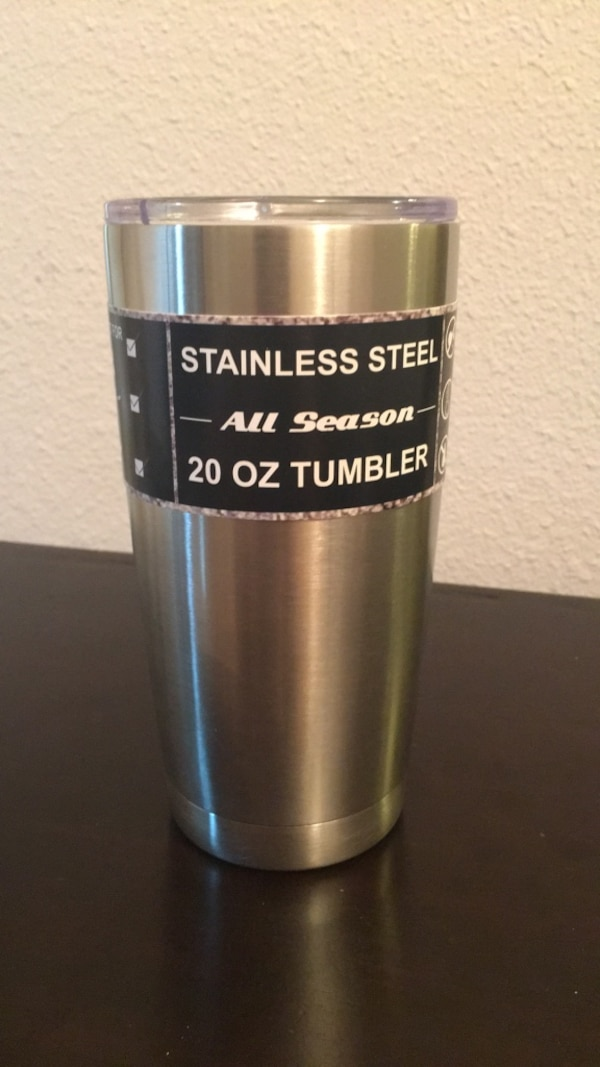 Used 20oz Stainless Steel Insulated Coffee Mug For Sale In Clayton