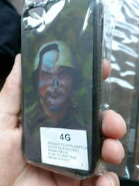 Cover iPhone 4/5 Vighignolo, 20019