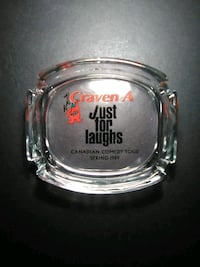 Just for laughs ashtray Calgary, T2A 1L3