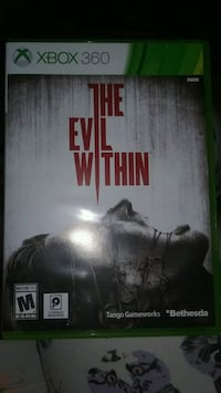 The Evil Within / Xbox 360 Port St. Lucie, 34983
