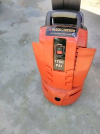 Black & Decker electric pressure washer Westminster