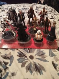 Star Wars figures Toronto, M3C 1A1