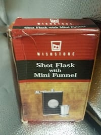 Shot Flask Eastvale