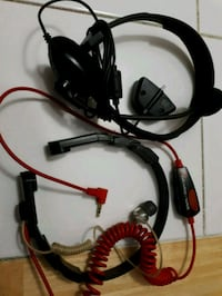 Xbox 360 Chat Headset+Gears of War Headset, Toronto, M2R