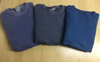 BASIC CREW NECK SWEATERS