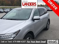 2015 Acura MDX 3.5L Rogers, 72758