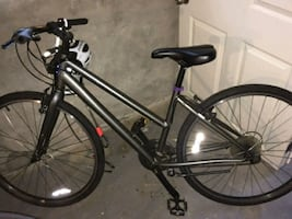 Globe Bicycle with helmet  for sale