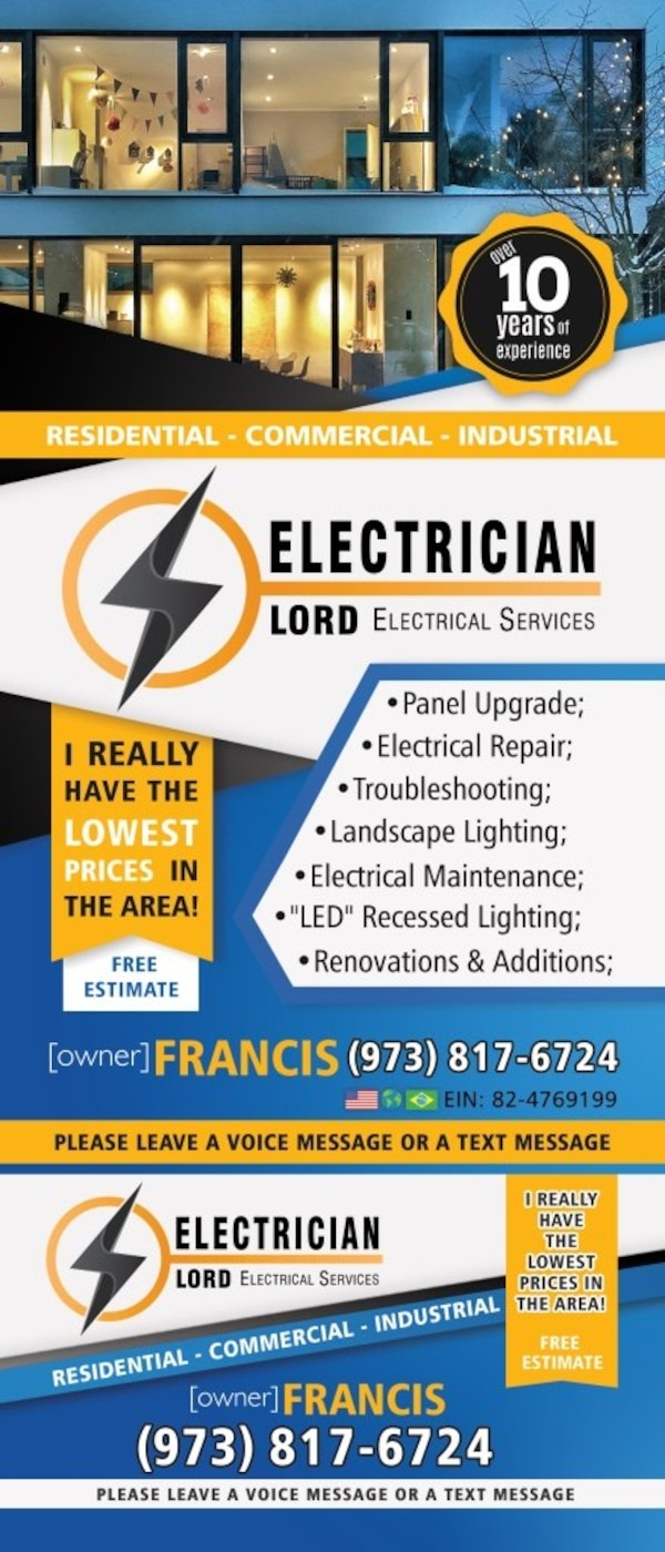 Electrical And Wiring Repair In Newark Letgo Residential Estimation