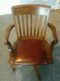 brown wooden windsor rocking chair Greencastle, 17225
