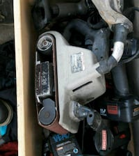 black and gray Craftsman corded power tool Compton, 90220