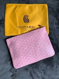 Goyard Senat Pouch MM New York, 10009