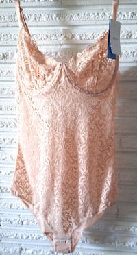 DKNY  Lace Bodysuit XL Burnaby