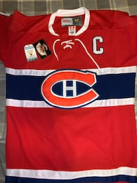 Montreal Canadiens official vintage jersey Mississauga, L5N 7T5