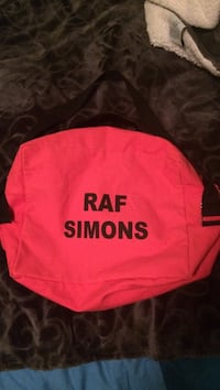 RAF Simons shoulder bag Coquitlam, V3E 2X1