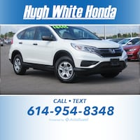 2016 Honda CR-V LX Columbus