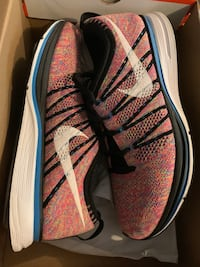 Nike Flyknit trainers men's size 9.5 Baltimore, 21230