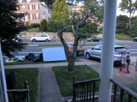 Curb alert, moving & stuff won't fit in my traile Arlington, 22205