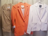 3 SMALL DYNAMITE BLAZERS Pickering