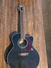 Cumberland Washburn acoustic electric guitar