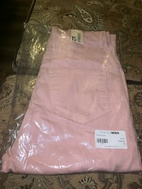 Brand new Pinks ripped up pants