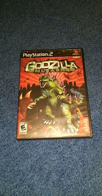 Godzilla Unleashed PS2 *RARE* Saylorsburg