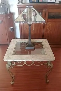 End Table with Lamp Bakersfield, 93313