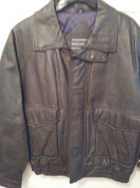Leather jacket..Men  lg Dundalk