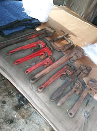 Pipe Wrenchs