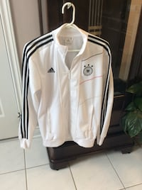 Adidas Deutscher Fussball-Bund Jacket - Small Courtice