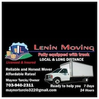 Local moving Capitol Heights