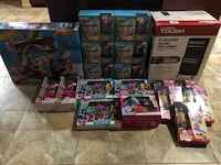 Lots of brand new toys for sale  Seaside, 93955